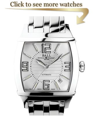 Ball Conductor Watches