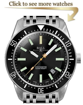 Ball Engineer Master II Watches