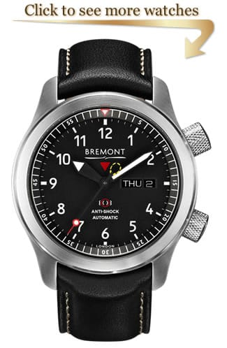 Bremont MBI, MBII & MBIII Collections