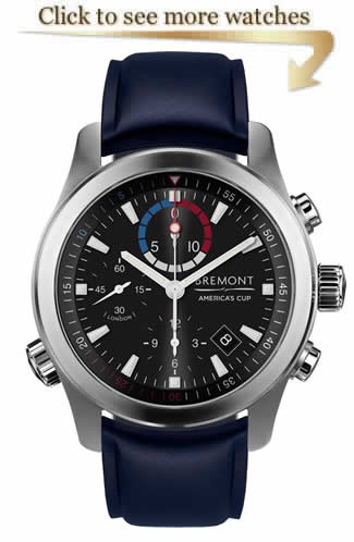 Bremont America's Cup/Oracle