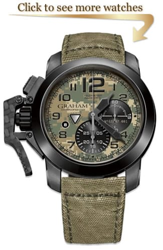 Graham Chronofighter Oversize Collection