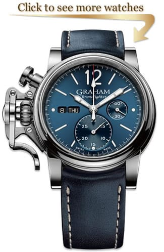 Graham Chronofighter 1695 Collection