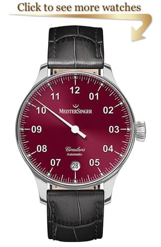 MeisterSinger Circularis Collection