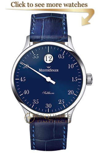 MeisterSinger Salthora Collection