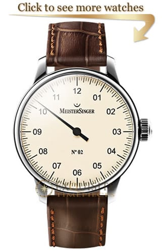 MeisterSinger N° 02 Collection