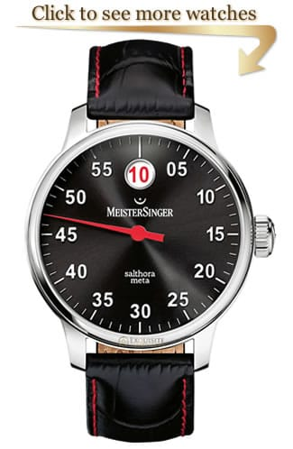 MeisterSinger Salthora Meta Collection