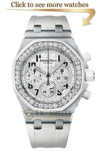 Audemars Piguet Ladies Collection