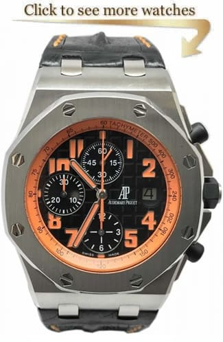 Pre-owned Watches $$15,000 to $20,000