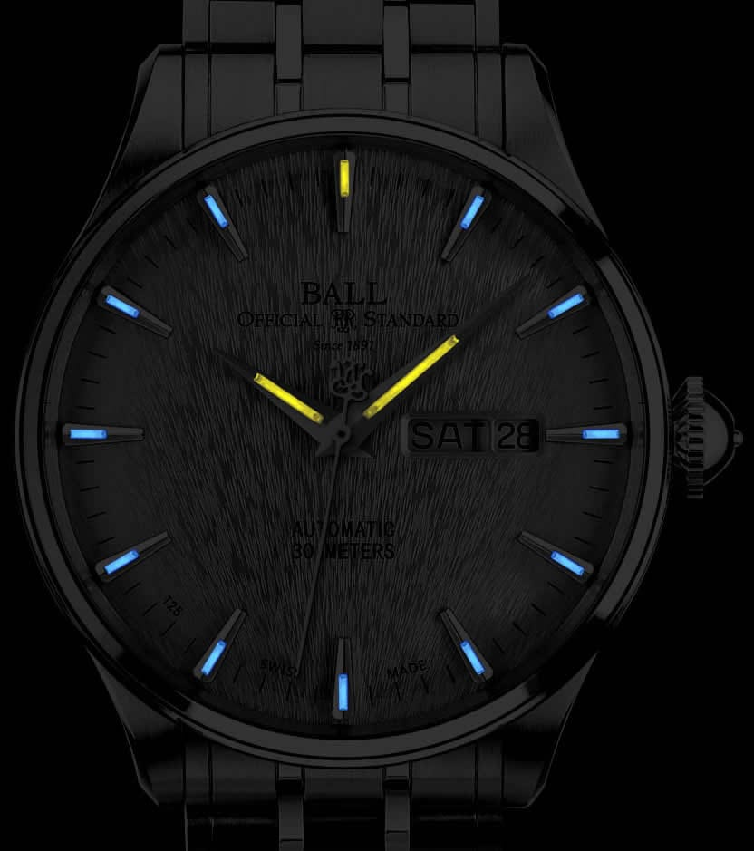 Ball Trainmaster Eternity Night View