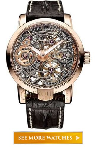 Armin Strom One Week Skeleton Collection