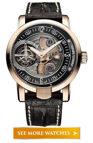 Armin Strom Tourbillon Gravity Collection
