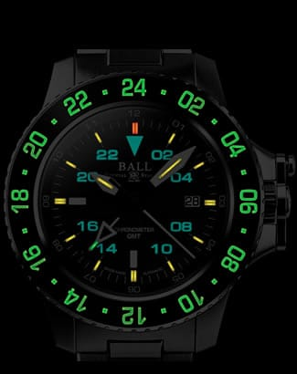 Ball Engineer Hydrocarbon Watches