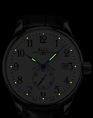 Ball Train Master Watches