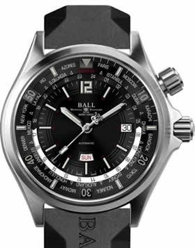 Ball Watch Engineer Master II Diver Worldtime DG2022A-P3AJ-BK