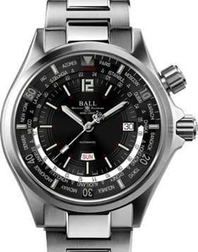Ball Watch Engineer Master II Diver Worldtime DG2022A-S3AJ-BK