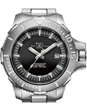 Ball Watch Engineer Hydrocarbon DeepQuest 3000M DM3000A-SCJ-BK