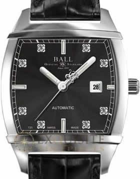 Ball Watch Conductor Lady Transcendent Diamond MOP NL1068D-L3J-GY