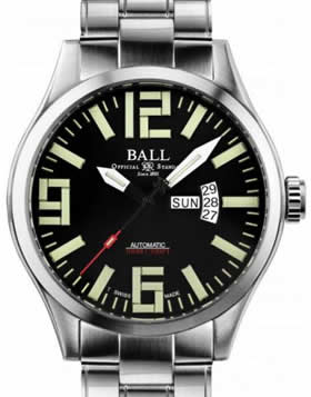 Ball Engineer Master II Aviator on Bracelet