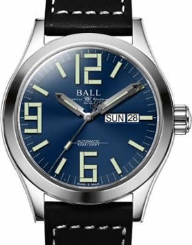Ball Watch Engineer II Genesis 40mm NM2026C-LBK7-BE