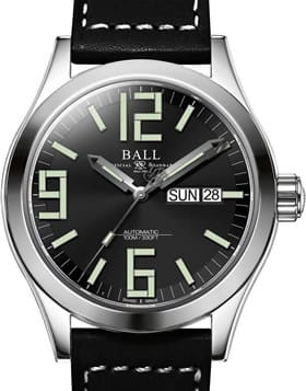 Ball Watch Engineer II Genesis 40mm NM2026C-LBK7-BK