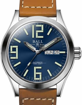 Ball Watch Engineer II Genesis 40mm NM2026C-LBR7-BE