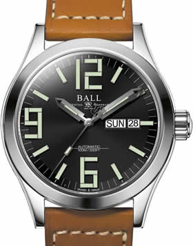 Ball Watch Engineer II Genesis 40mm NM2026C-LBR7-BK