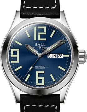 Ball Watch Engineer II Genesis 43mm NM2028C-LBK7-BE