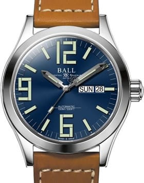 Ball Watch Engineer II Genesis 43mm NM2028C-LBR7-BE