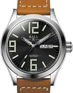 Ball Watch Engineer II Genesis 43mm NM2028C-LBR7-BK