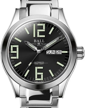 Ball Watch Engineer II Genesis 43mm NM2028C-S7-BK