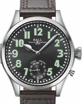 Ball Watch Engineer Master II Officer NM2038D-L1-BKGR