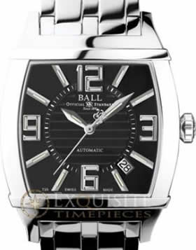 Ball Watch Conductor Transcendent NM2068D-SAJ-BK