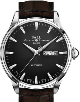 Ball Watch Trainmaster Eternity NM2080D-LL1J-BK