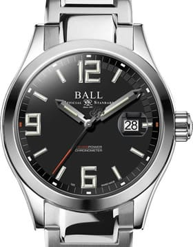 Ball Watch Engineer II PowerLIGHT 72 NM2126C-SCJ-BK