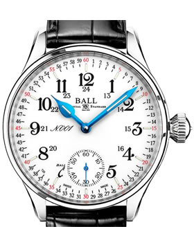 Ball Trainmaster 125th Anniversary Limited Edition