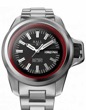 Ball Engineer Hydrocarbon DEVGRU on Bracelet NM3200C-SJ-BK