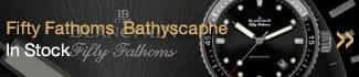 Blancpain Fifty Fathoms Bathyscaphe
