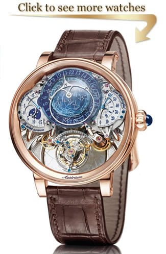 Bovet Dimier Collection
