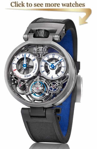 Bovet by Pininfarina Collection