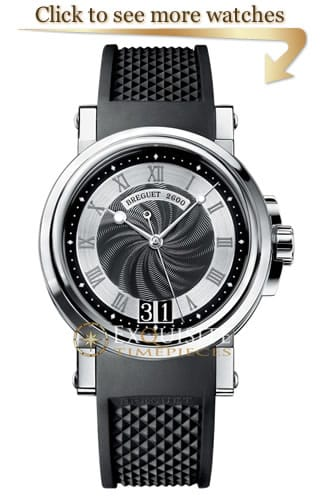 Breguet Watches Marine Collection