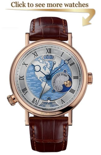 Breguet Watches Classique Collection