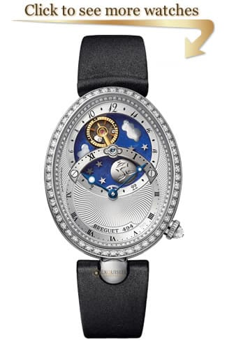 Breguet Watches Reine De Naples Collection