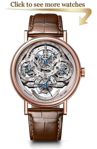 Breguet Watches Grand Complications Collection