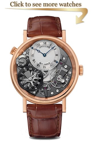 Breguet Watches Tradition Collection
