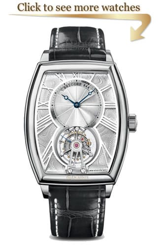Breguet Watches Heritage Collection