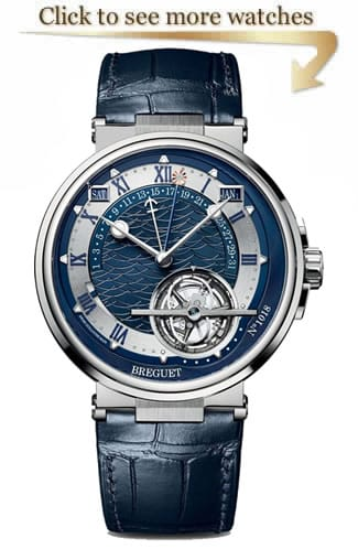 Breguet Watches Novelties