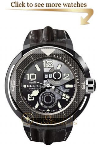 Clerc Hydroscaph TI Collection