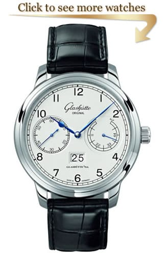 lashütte Original Watches Senator Collection