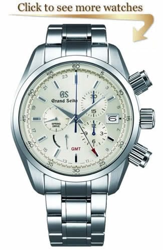 Grand Seiko Spring Drive Chrono Caliber 9R86 Series