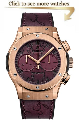 Hublot Fusion Collection